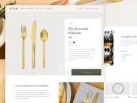 Kinn Home: Product Detail funsize website product detail ecommerce
