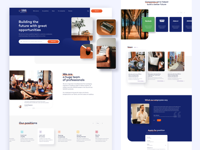 Website Landing Page ecommerce clean web homepage news reviews corporate branding web design website website design landing page design landingpage