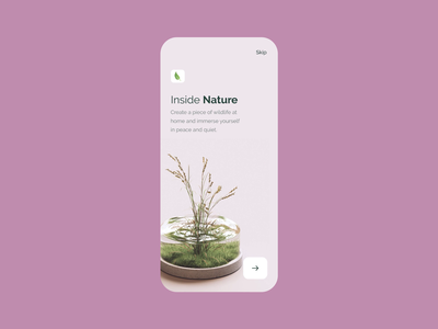 Inside Nature App (Animation)