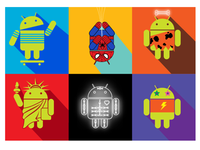 Android logo - Assignment Week 1