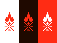 Daily Logo Challenge: Day 10 | Flame Logo