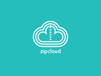 Daily Logo Challenge: Day 14 | Cloud Computing Logo