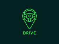 Daily Logo Challenge: Day 29   Rideshare Car Service Logo