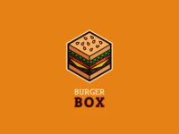 Daily Logo Challenge: Day 33   Burger Joint Logo