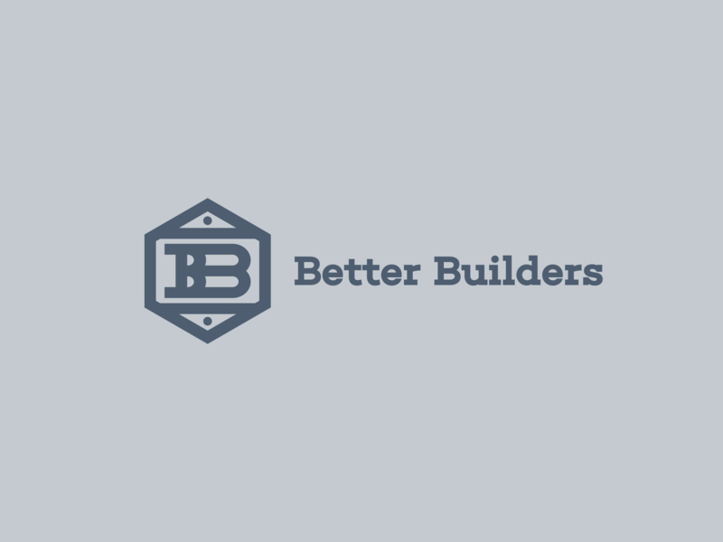 Daily Logo Challenge: Day 45 | Construction Company Logo construction company minimal vector logo design dailylogochallenge dailylogo