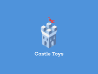 Daily Logo Challenge: Day 49 | Toy Store Logo