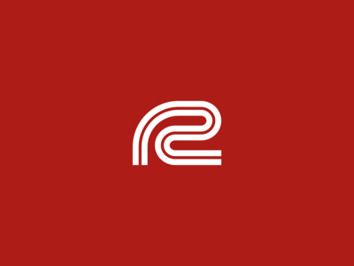 Alphabet Logo Series | R