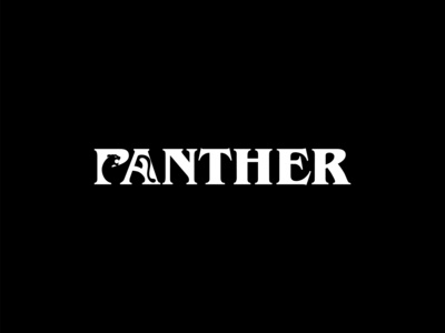 Panther Wordmark
