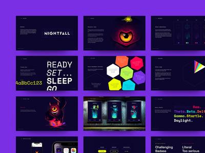 Nightfall Brand Guidelines
