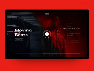 Audi - lifestyle