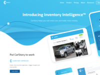 CarStory website web ux ui design