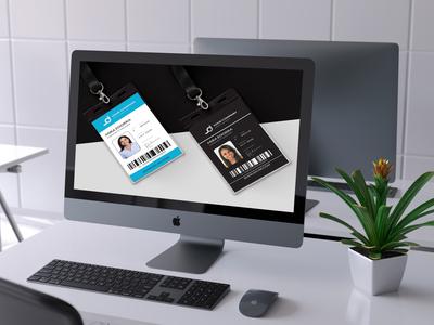Employment ID Card / ID Card