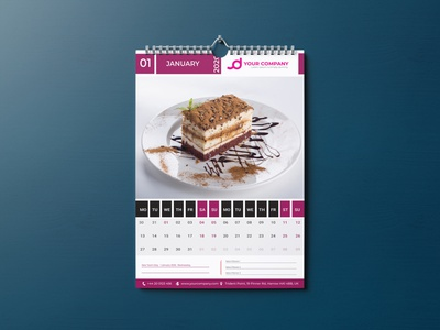 Calendar / Wall Calendar free free calendar calendars graphic design creative illustration design clean calendar icon calendar app calendar ui calendar 2019 calendar 2020 calendar wall calendar calendar design