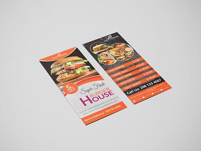 DL rack card free card freelance free psd free rack rack card dl digital 9×4 designer illustration typography branding vector creative card graphic design clean design