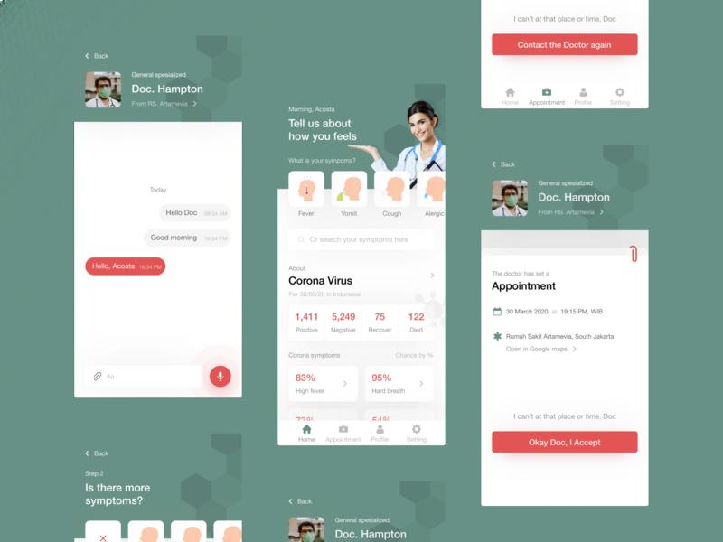 Sembuh - Doctor Consultation App