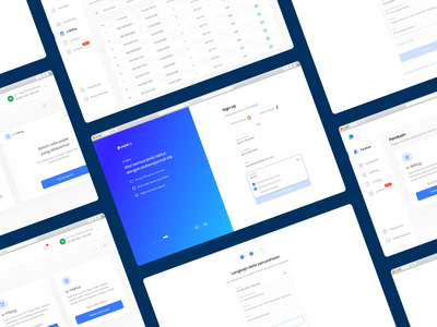 Pajak.io Sign up, Dashboard, and Onboarding Redesign ui ux design ui  ux onboarding dashboard sign up website design webdesign website web uiux designer uiux design uiuxdesign uiux ux design uxdesign ux ui design uidesign ui