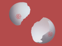 Eggshell Quality Stamp