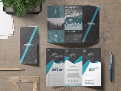 A Tri-Fold Flyer Design