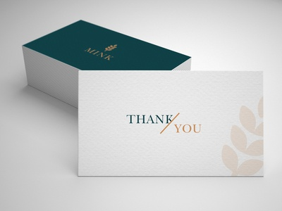 Thank You - Card 3