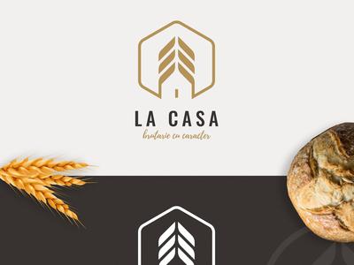 Propunere - Logo - La Casa