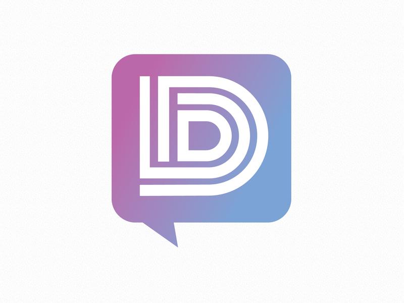 DDD logo brand design logo design branding design logo