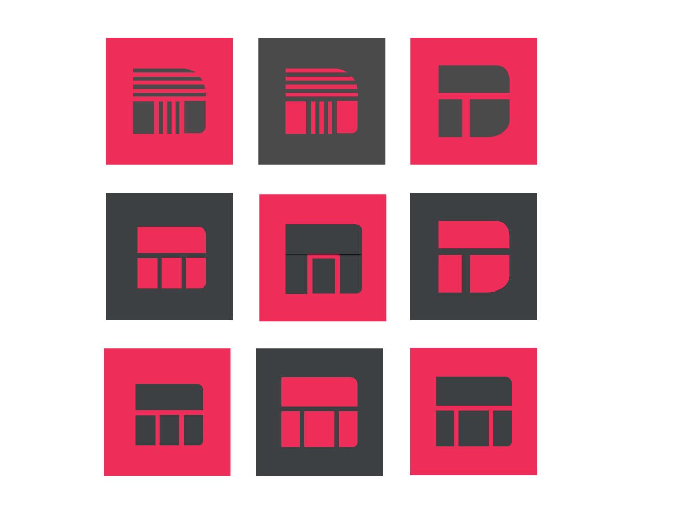 DT logo vector logo design logo design branding brand design