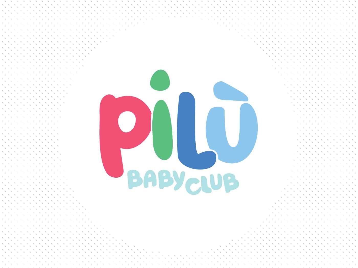 Piluu logo design logo design branding brand design nursery logo