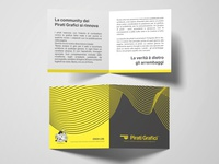 Pirati Grafici - Brochure Square