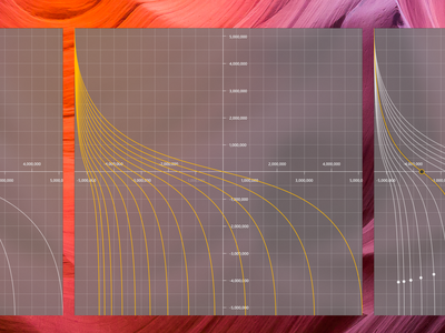 TI-89 math graph graphing flat app ux vector ui design illustration
