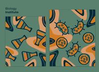 Biology Institute illustrations