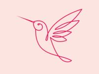 Logo for fashion designer