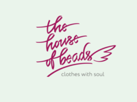 The house of beads logo