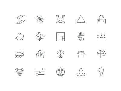 Made By Design Icons logo design branding symbol identity iconography icon design icons