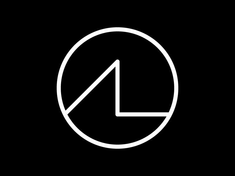 Studio Anthony Lane Symbol logo mark identity symbol design minimal swiss monogram