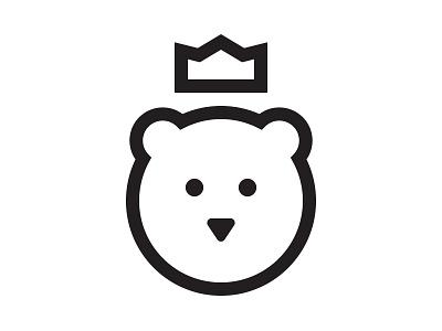 Wundercub logo design identity symbol bear