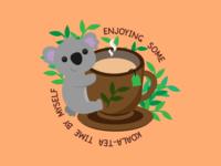 Koala-Tea Time