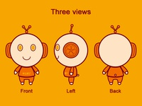 Xiaozhi Three Views