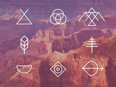 Native American App Icons