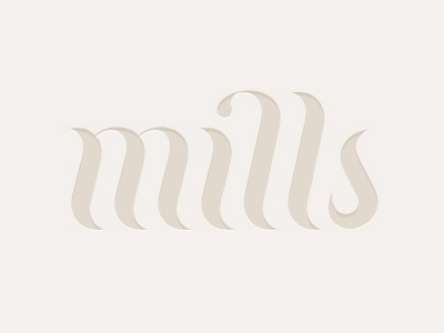 Mills identity