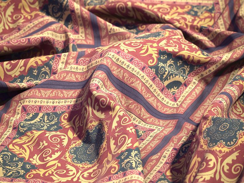 X-particles Cloth 02