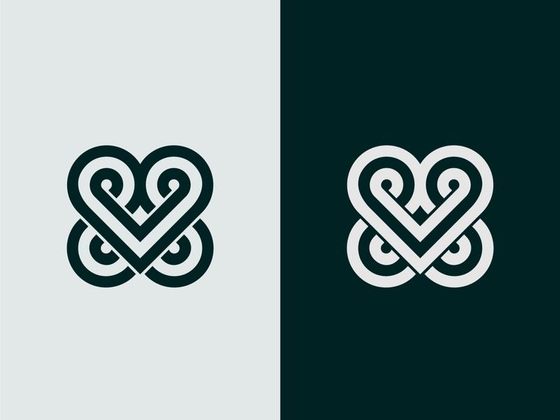 88 LOGO MONOGRAM DESIGN simple design clean logodesign simple monogram logodaily design vector icon logo