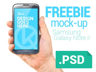 Freebie hand & phone mock-up  hand galaxy note 2 galaxy note 2 mock up freebie