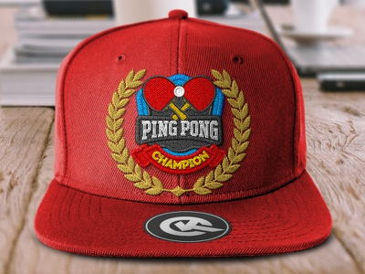 Photoshop Patch Maker Tools scout patch snapback badge patch embroidery