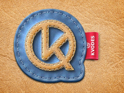 Jeans Photoshop Action badge leather jeans action photoshop action