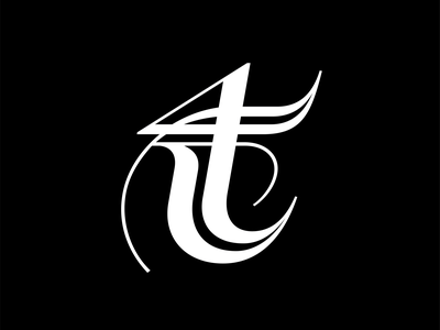 T font design font letter typeface type art type design calligraphy lettering typography 36days 36daysoftype