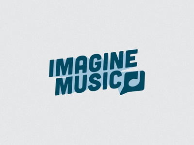 Imagine Music Logo