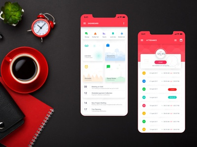 Employee Management System Concept
