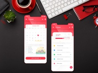 Employee Management System App Design