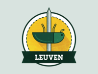 Leuven badge