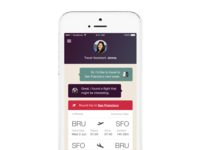Travel Companion app